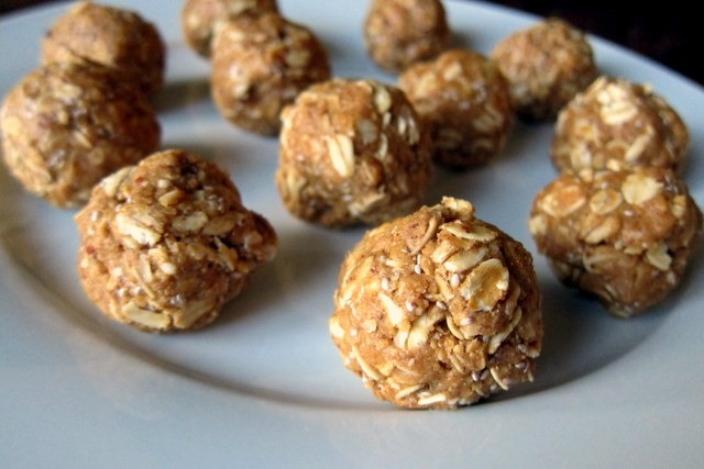 Diet Recipe of Cookie Protein Ball