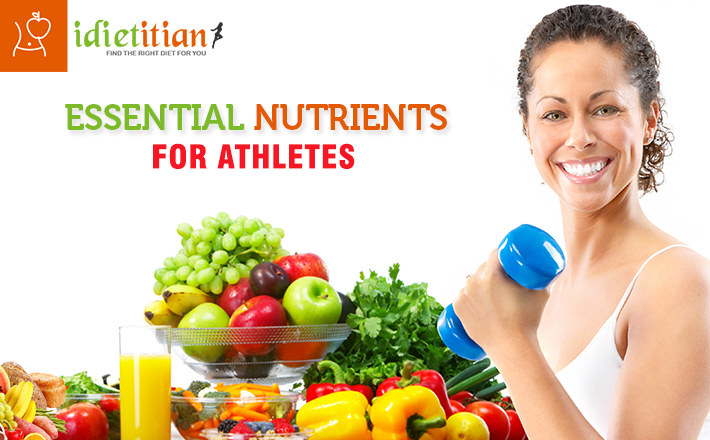 Essential Dietary Requirements for an Athlete