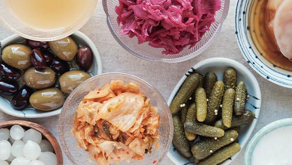 Include Daily Dose of Prebiotics and Probiotics
