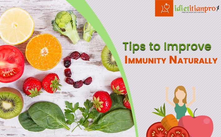 8 Tips to Improve Immunity Naturally During Quarantine